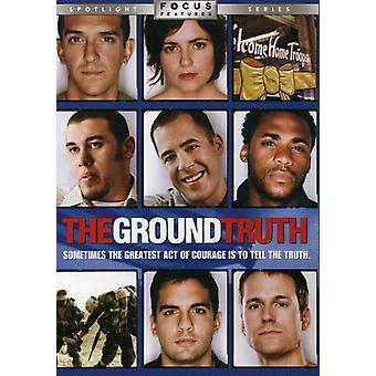 Ground Truth [DVD] USA import
