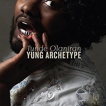 Tunde Olaniran - Yung Archetype [CD] USA import