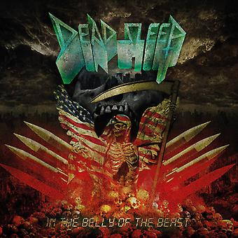 Dead Sleep - In the Belly of the Beast [CD] USA import