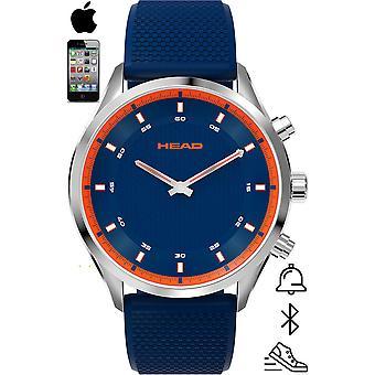 HEAD Advantage Watch HE-002-02 - Silicon Unisex Quartz Smartwatch