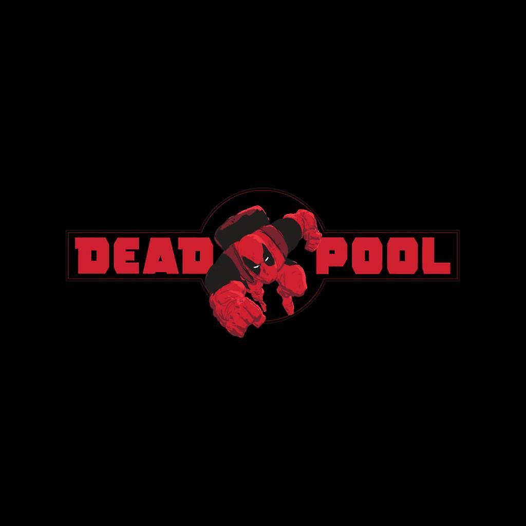Marvel Deadpool Fist Men's Varsity Chaqueta