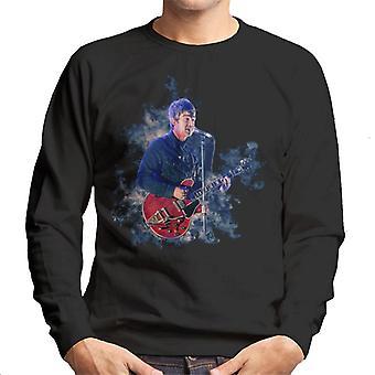 Noel Gallagher am Festival Nr. 6 2016 Herren Sweatshirt