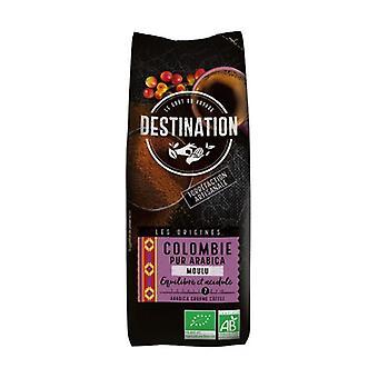 100% biologische Colombiaanse gemalen koffie 250 g