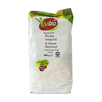 Int. Flour buckwheat 500 g of powder