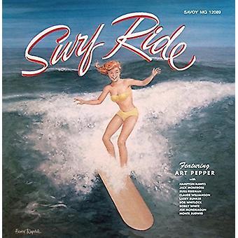 Art Pepper - Surf Ride (LP) [Vinyl] USA import