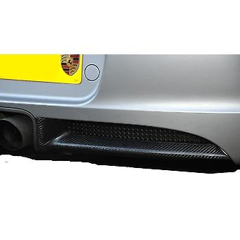 Porsche Cayman 987.1 - Heckgrill Set (2005 bis 2009)