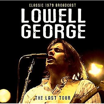 Lowell George - Last Tour / Radio Broadcast 1979 [CD] USA import