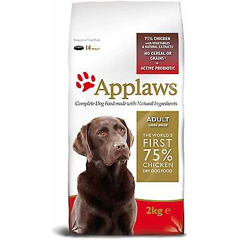 Applaws Dog Dry Adult Large Breed Chicken - 2kg