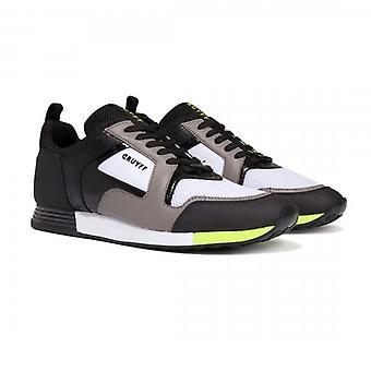 Cruyff Classics Cruyff Lusso Dark Grey Running Style Trainers CC6830201482