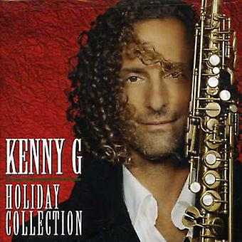 Kenny G - Holiday Collection [CD] USA import