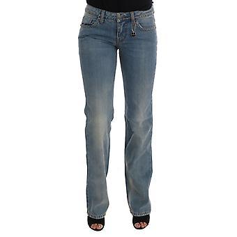 Mavi Yıkama Pamuk Klasik Jeans SIG30108-1