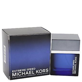 Michael kors extrémní rychlost eau de toaletní sprej michael kors 71 ml