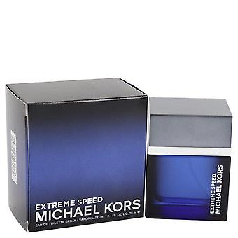 Michael kors extrém sebesség eau de toilette spray Michael Kors 71 ml