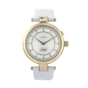 KYBOE Lago Bianco Mother of Pearl Dial LED Watch - 100M Water Resistance