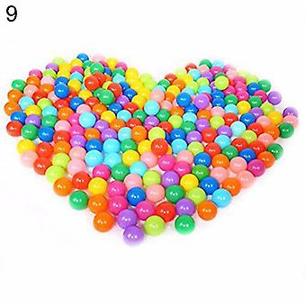 Kids Colorful Swimming Pool Ocean Wave Balls - Children Bathing Swim Pit Toys