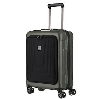 TITAN X-Ray Handbagage Trolley S, 4 wielen, 55 cm, 42,0 L, grijs