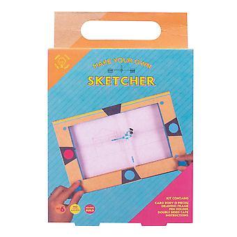 Machen Sie Ihre eigenen Sketcher Kit