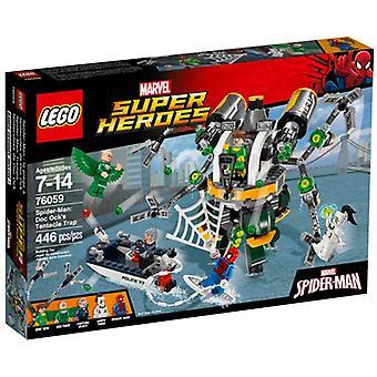 LEGO 76059 Spider-Man: Doc Ock's Tentacle-trap