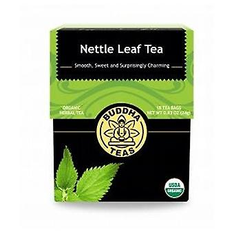 Buddha Teas Organic Nettle Leaf Tea, 18 Bags