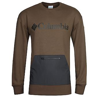 Columbia Fremont dunkle Olive Sweatshirt