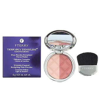 By Terry Terrybly Densiliss Contouring Wrinkle Control Sculpting Duo Powder 6g - 400 Rosy Shape