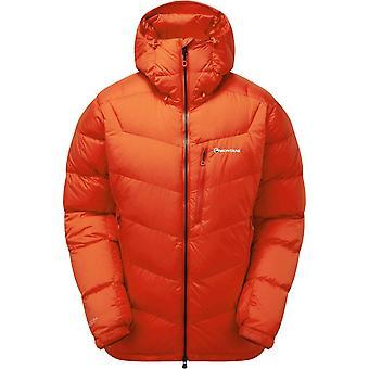 Montane Resolute Down Jacket - Firefly Orange/Black