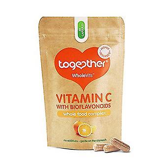 Vitamin C with Bioflavonoids 30 capsules