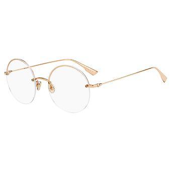 Dior STELLAIRE O12 DDB Gold Copper Glasses