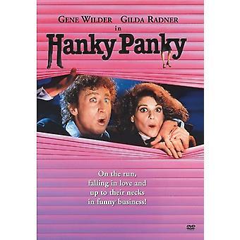 Hanky Panky [DVD] USA import