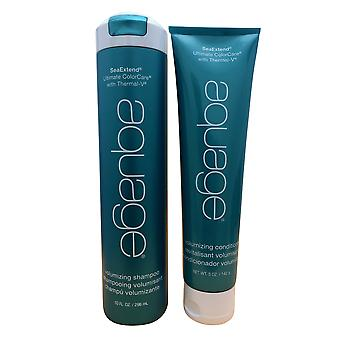 Aquage Volumizing Shampoo 10 OZ & Conditioner 5 OZ Set
