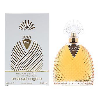 Emanuel Ungaro Diva Pepite Eau de Parfum 100ml Spray