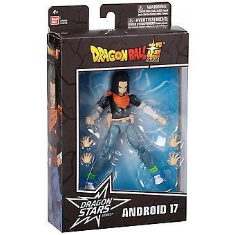 Dragon Ball Dragonstars Saga Android 17