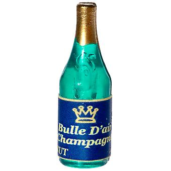 Dolls House Champagne Bottle Miniature Bar Dining Room Accessory
