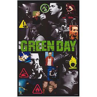 Green Day elokuvajuliste tulosta (27 x 40)