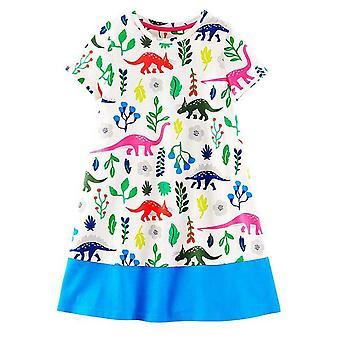 Κόμμα Φόρεμα, Φύλλα και Δεινόσαυροι Σχεδιασμός