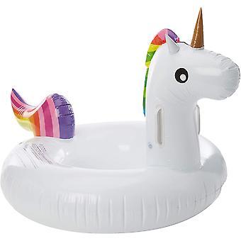 Floating ring unicorn 115 cm unicorn ring pool toy inflatable