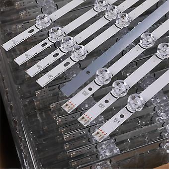החלפת פס רצועה לד עבור Lg 39 אינץ טלוויזיה 39lb5610 39lb561v אינטוק Drt 3.0
