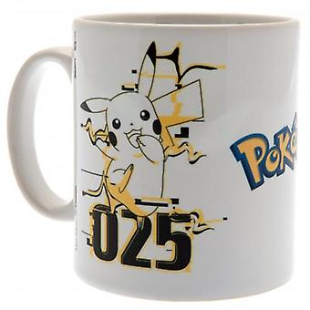 Pokemon Mug Pickachu