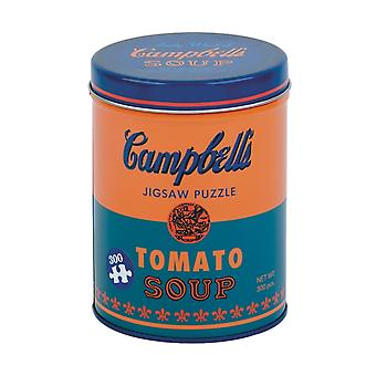 Andy Warhol Soup Can Orange 300 Piece Puzzle by Mudpuppy