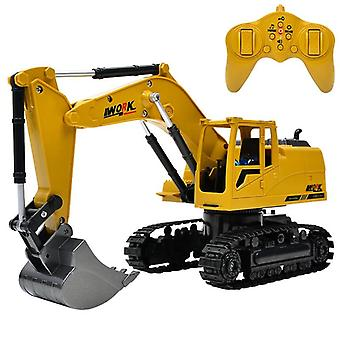 Rc Excavator With Musical And Light's Rc Truck Beach