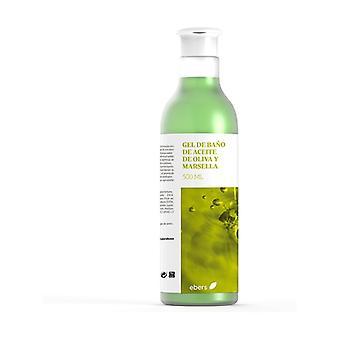 Bath Gel Olive Oil and Marseille 500 ml