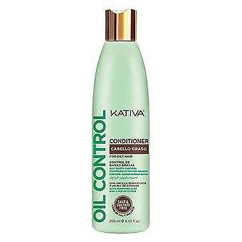 Conditioner Oil Control Kativa (250 ml)