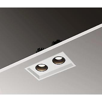 Rahmenlose Grille Licht, Decke Einbau led Module Spotlight Lampe