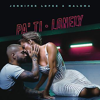 Lopez,Jennifer / Maluma - Pa Ti + Lonely [Vinyl] USA import