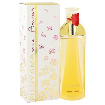 Fujiyama Mon Amour Eau De Parfum Spray By Succes De Paris 3.4 oz Eau De Parfum Spray