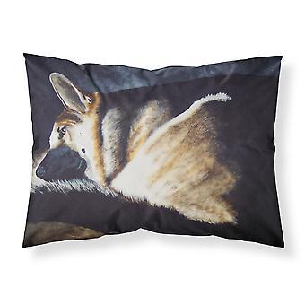 Caroline's Treasures Day Dreamer German Shepherd Fabric Standard Pillowcase Amb1042Pillowcase, Multicolor