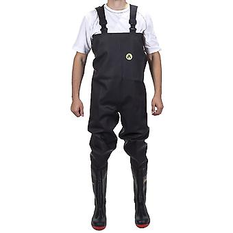 Amblers danube chest safety waders womens