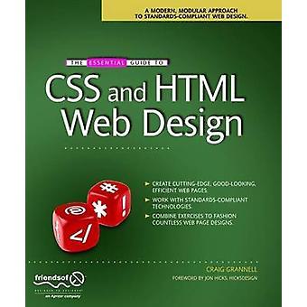 Den viktiga guiden till CSS och HTML Webbdesign av Craig Grannell - 97