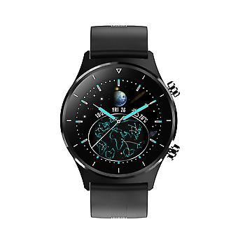ساعة ذكية للرجال، IP68، وسائط رياضية متعددة، GPS، عداد الخطى، اللمس لنظام التشغيل IOS الروبوت الهاتف-Black2