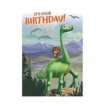 Hallmark The Good Dinosaur - Its Your Birthday Card 25470221